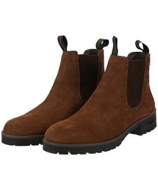 Men's Dubarry Antrim Chelsea Boots - Walnut
