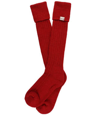 Dubarry Alpaca Socks - Cardinal