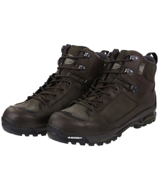 """Men's Le Chameau Lite LCX 7"""" Boots - Vert Bronze"""