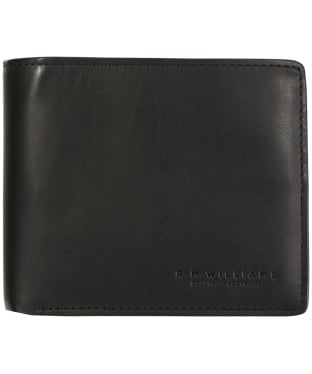 R.M. Williams City Wallet With Coin Pocket - Black