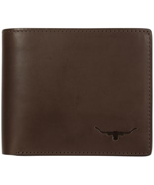 R.M. Williams City Wallet With Coin Pocket - Chestnut