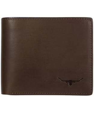 R.M. Williams City Wallet Bi-Fold - Chestnut