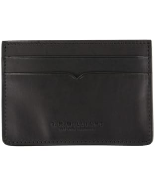 R.M. Williams City Credit Card Holder - Black