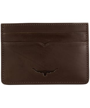 R.M. Williams City Credit Card Holder - Chestnut