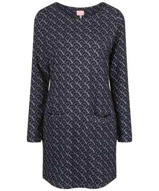 Women's Joules Roya Jersey Jacquard Tunic Top
