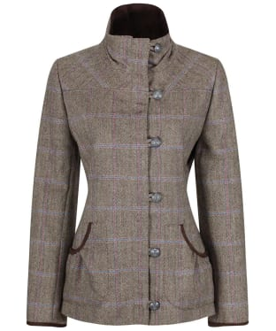 Women's Dubarry Bracken Tweed Jacket - Woodrose