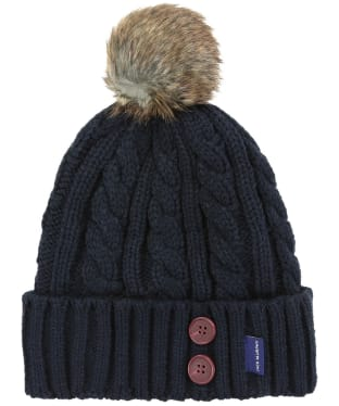 Jack Murphy Blessington Bobble Hat - Heritage Navy