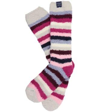 Women's Joules Fabulously Fluffy Socks - Multi