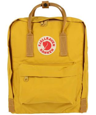 Fjallraven Kanken Backpack - Ochre