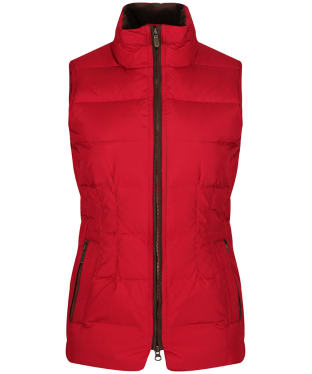 Women's Dubarry Spiddal Gilet - Cardinal