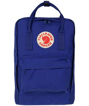 "Fjallraven Kanken Laptop 15"" Bag - Deep Blue"