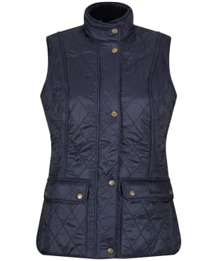 Women's Barbour Wray Gilet - Navy