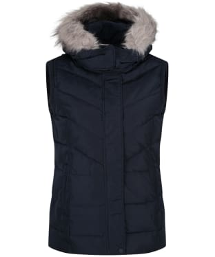 Women's Crew Clothing Down Gilet - Dark Navy