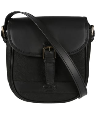 Women's Dubarry Ballymena Small Leather Bag - Black