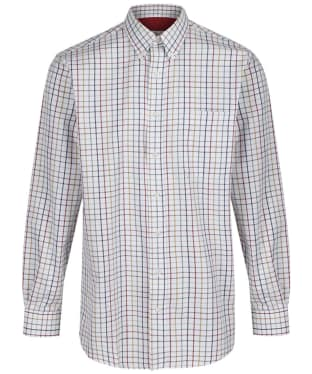 Men's Schoffel Banbury Shirt - Multi Check
