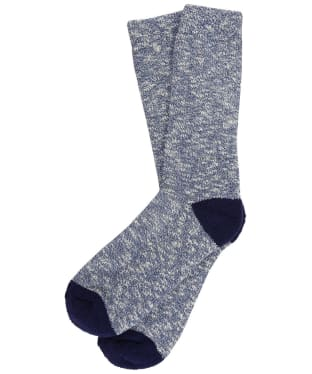 Men's Barbour Mariner Socks - Navy / Blue