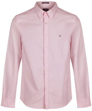 Men's GANT Slim Oxford Shirt - Light Pink