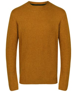 Men's Joules Wooler Crew Neck Sweater - Yellow Marl