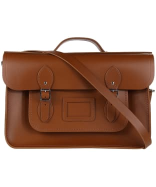 The Cambridge Satchel Company 15 Inch Classic Leather Batchel - Vintage