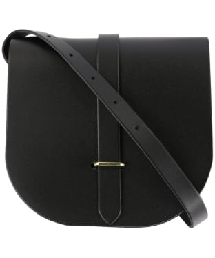 Women's The Cambridge Satchel Company Leather Saddle Bag