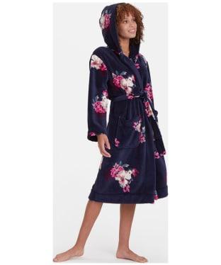 Women's Joules Rita Fluffy Dressing Gown