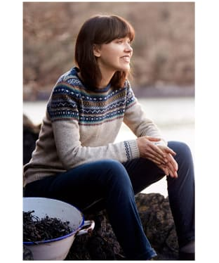Women's Seasalt Endurance Sweater - Vantage Point Ecru