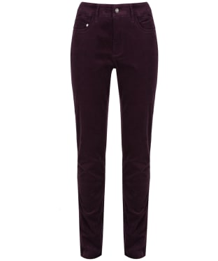 Women's Dubarry Honeysuckle Cord Jeans - Plum