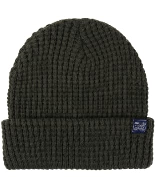 Men's Joules Bamburgh Knitted Hat - Olive