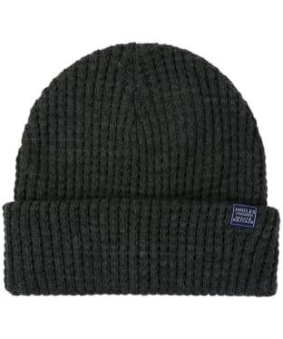 Men's Joules Bamburgh Knitted Hat - Dark Grey