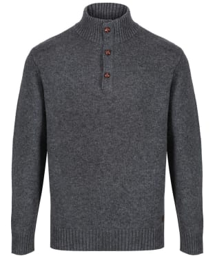 Men's Dubarry Mallon Sweater - Graphite