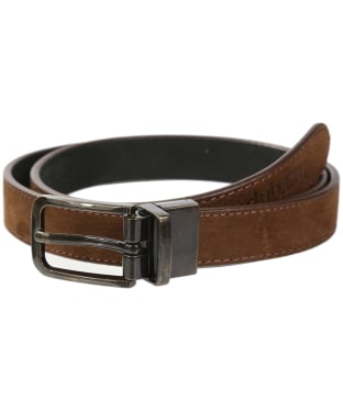 Dubarry Foynes Reversible Leather Belt - Walnut