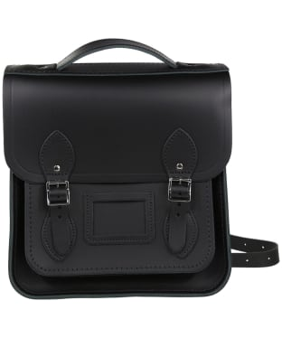 Women's The Cambridge Satchel Company Small Portrait Leather Backpack - Black