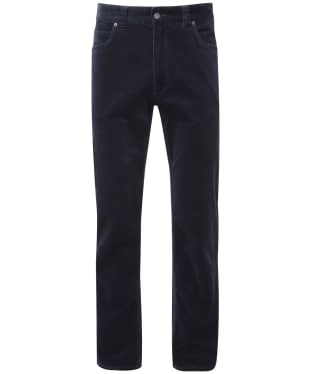 Men's Schöffel Canterbury Cord Trousers - Navy