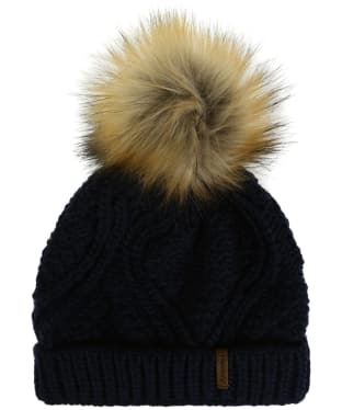Women's Schoffel Tenies Hat - Navy Blue