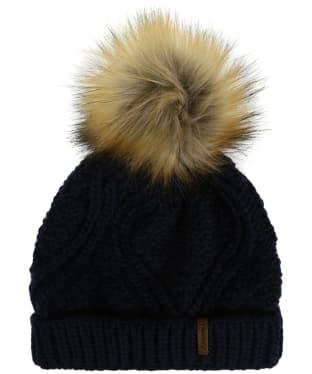 Women's Schoffel Tenies Hat - Navy Blue