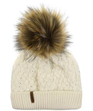 Women's Schoffel Amiens Hat - Whisper White