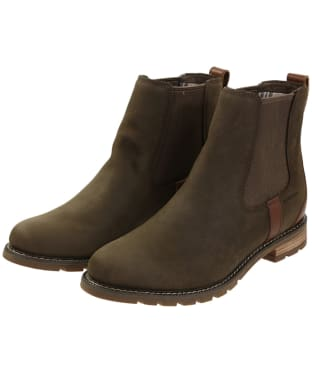 Women's Ariat Wexford Waterproof Boots - Java