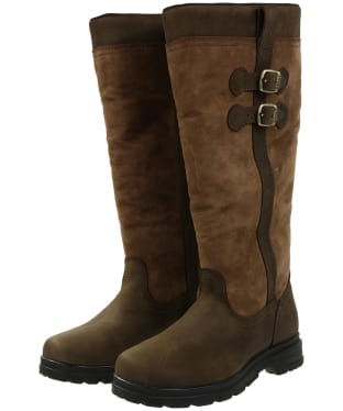 Women's Ariat Full Fit Eskdale H2O Waterproof Boots - Java