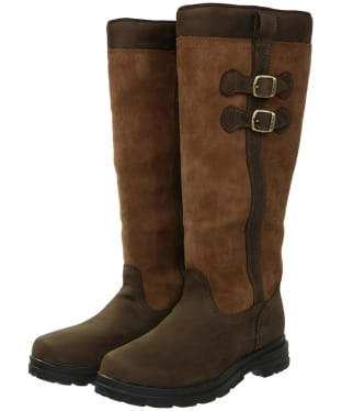 Women's Ariat Regular Fit Eskdale H2O Waterproof Boots - Java