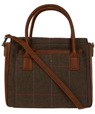Women's Joules Day To Day Tweed Shoulder Bag - Hardy Tweed