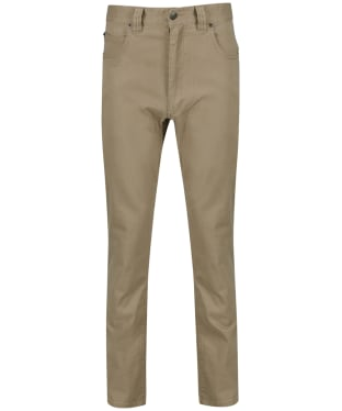 Men's Schoffel Canterbury 5 Pocket Jeans - Camel