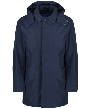 Men's Timberland DryVent 2in1 Waterproof Raincoat - Dark Navy