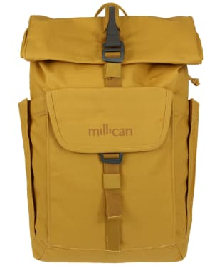 Millican Smith the Roll Pack 15L with pockets - Gorse