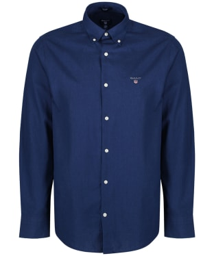 Men's GANT Regular Indigo Chambray Shirt