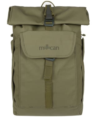 Millican Smith the Roll Pack 15L with pockets - Moss