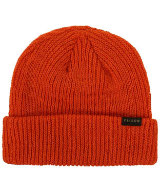 Filson Watch Cap Beanie - Flame