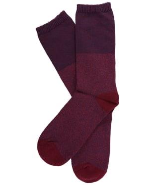 Women's Seasalt Bloomin Good Socks II - Clove