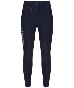 Women's Musto Printed Breeches - True Navy
