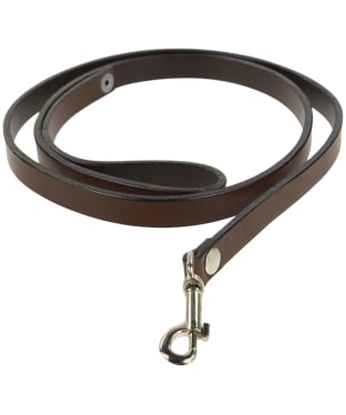Pampeano Plain Dog Lead - Brown
