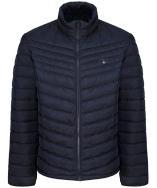 Men's GANT The Airlight Down Jacket - Navy